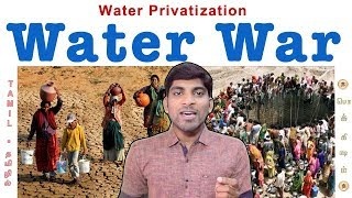 Water Privatisation Impact and Issues | Save Water | Tamil | Pokkisham | Vicky | TP