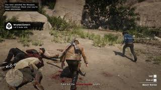 Nhiệm Vụ Cốt Chuyện #1 - Giải Cứu Tù Nhân Trong Red Dead Redemption 2