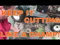 How to Remove/Replace & Service Deck - Craftsman LT1000 Riding Mower