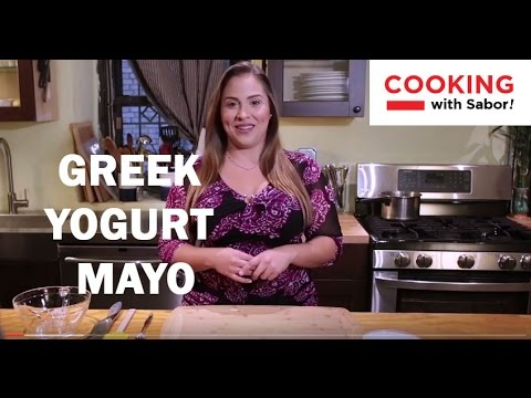 How to make Greek Yogurt Mayo