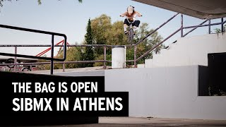 BMX in the Streets of Athens