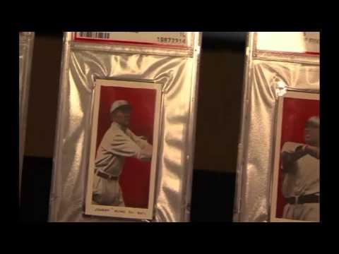 Attic Baseball Card Bonanza