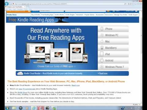 How to download thousands of free Amazon books without a Kindle