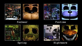 PLUSHTRAP PLAYS: Ultimate Custom Night Extended || THE
