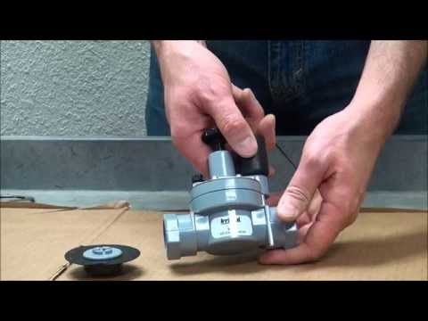 How To Repair Irrigation Valves