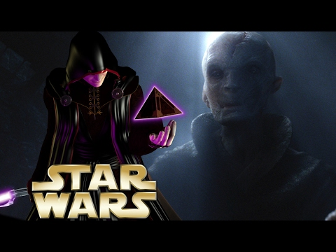 Snoke Is an Ancient Force Wielding God? Snoke Identity Speculation