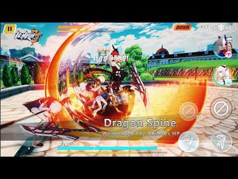 Dragon Spine - Honkai Impact 3rd