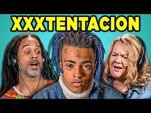 Xxx Mp4 PARENTS REACT TO XXXTENTACION SAD Changes Jocelyn Flores 3gp Sex