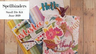 10 Cards, 1 Kit | Simon Says Stamp June 2018 (Part 2 of 2) - Vidly xyz