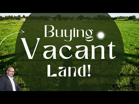 Buying Vacant Residential Lots and turning them into huge Profits