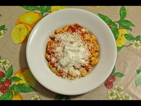 How to Make Cavatelli Pasta in Bari | Pasta Grannies