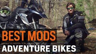 Best Adventure Motorcycle Mods at RevZilla.com
