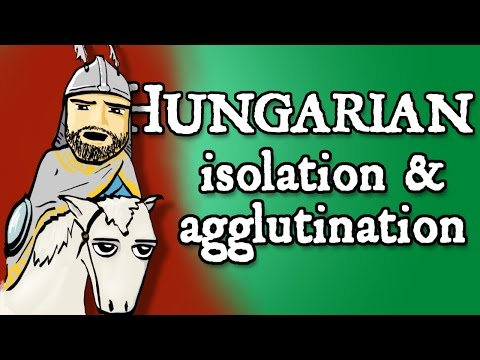Hungarian explained - such long words, such an isolated language