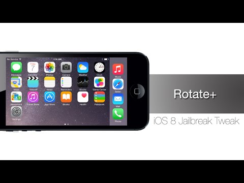 Rotate+ brings iPhone 6 Plus Landscape mode to all iPhones - iPhone Hacks