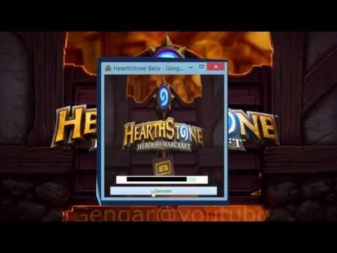 HearthStone Beta Key Generator