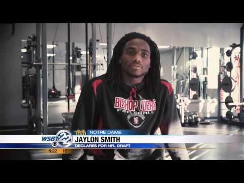 Jaylon Smith leaving for NFL