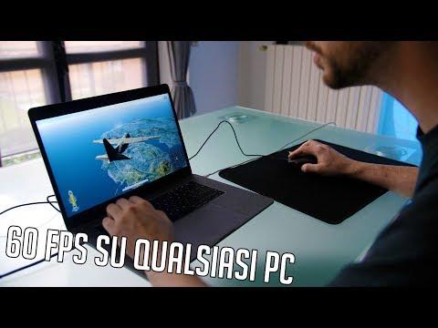 60 FPS su qualsiasi PC anche senza GPU? E non solo
