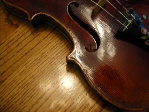 My Violin well over 100 years old