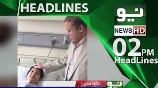 News Headlines - 02:00 PM | 13 June 2018 | Neo News