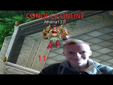 CONQUER ONLINE 3.0 EPISODE 11 - NEW ACCOUNT + NEW SERVER (SECOND REBIRTH)