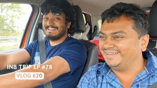 Nagpur - Hyderabad - Bangalore, 1200 Kms in 15 Hours, INB Trip EP #78