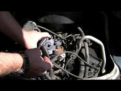 How To Replace The Cap and Rotor On An Astro Van Or GMC Safari