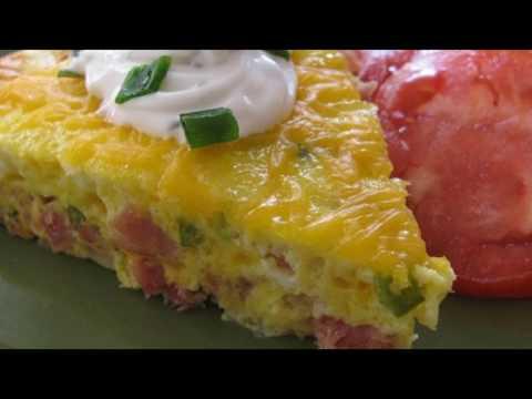 Recipe: Baked Denver Omelet