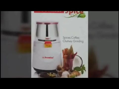 Premier One Touch Mixer Grinder Review and Demo