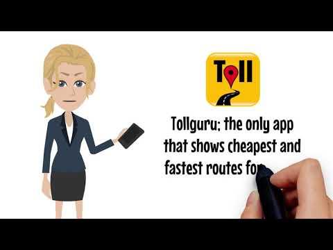Toll Calculator & Gas Calculator USA: Google Maps with Tolls & Gas | Tollguru