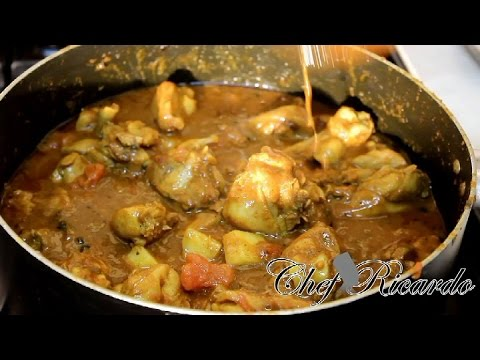 The Best Jamaican Curry Chicken Recipe Ever