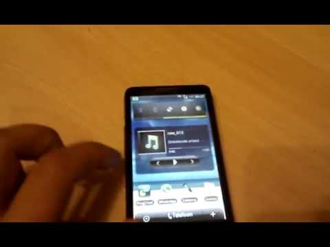 HTC HD2 Froyo Sense Overclocked Kernel 3D, UI  and Nenamark TEST