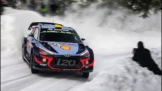 WRC Rally Sweden 2018 | SIDEWAYS SATURDAY