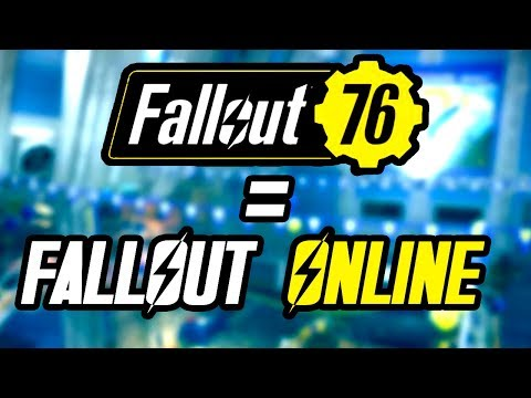 Fallout 76 - Online Survival Game Like Rust - FIrst Details