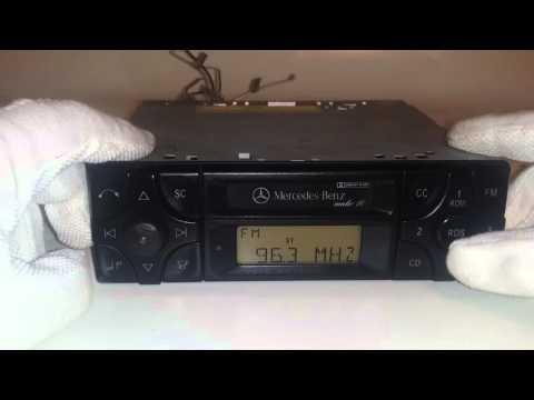 audio 10 mercedes