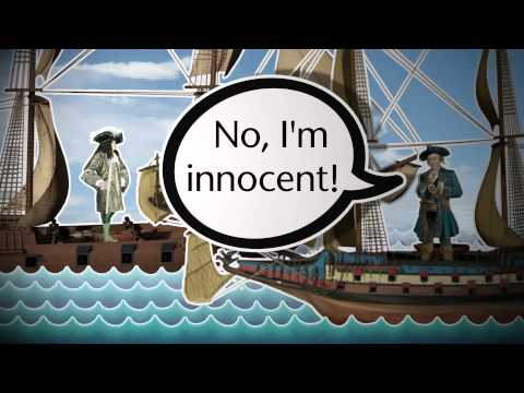 The Story of Captain Kidd in 90 Seconds | The Children's Museum of Indianapolis