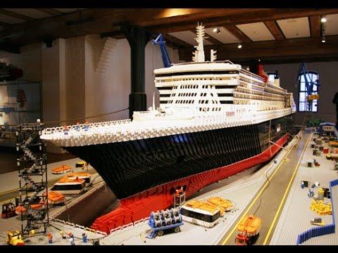 MAU Lihat KoNstRUksI 'LEGO' TOP DUNIA masuk !