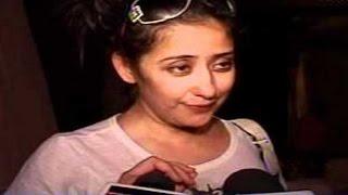 Drunk Manisha Koirala