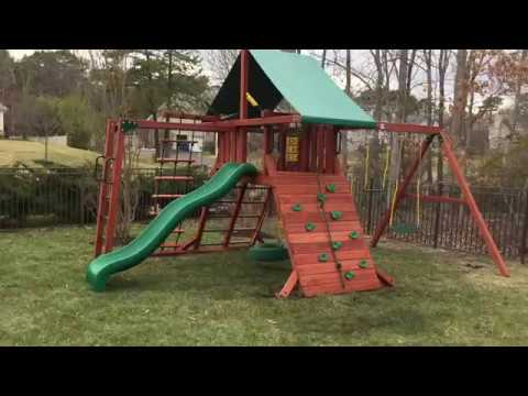 Gorilla Sun Valley II Playset Review