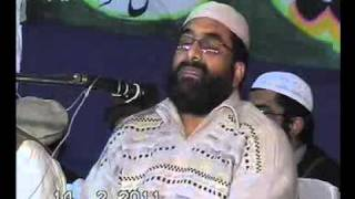 Hazrat Molana Rana Shafiq khan Pasrori (Hfz) part 1 of 3