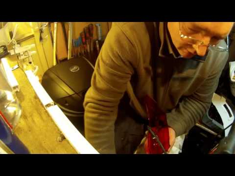 How to wire a GIVI top box part 1
