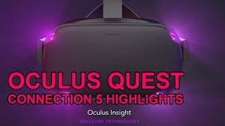 Oculus Quest - Highlights from Connect 5