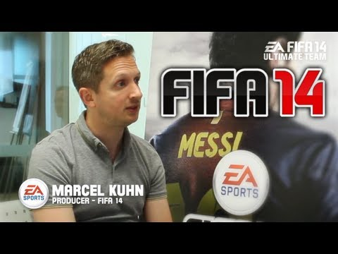 FIFA 14 ULTIMATE TEAM - PRODUCER INTERVIEW - New Changes To FUT14