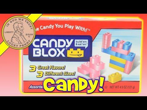 Candy Blox Edible Building Blocks