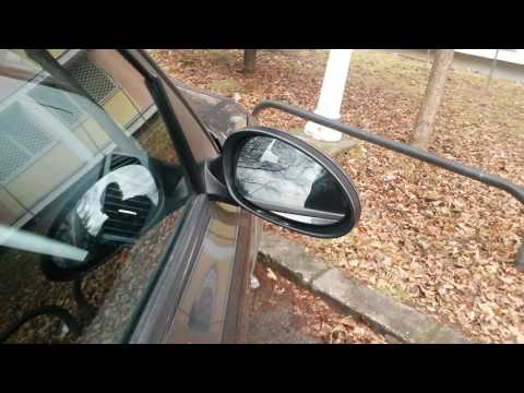 BMW 118d - Replace mirror glass