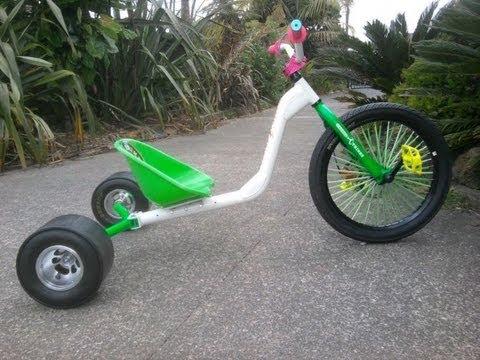 How To make a Drift Trike