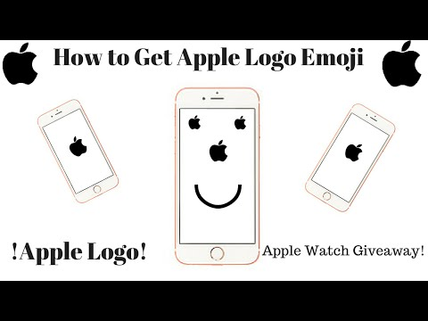 How To Get The Apple Logo Emoji 