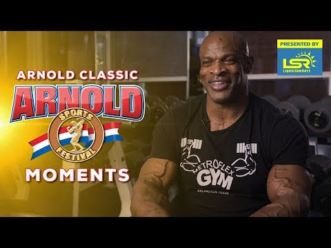 How The Arnold Classic Stopped Ronnie Coleman From Quitting Bodybuilding | Arnold Classic Moments