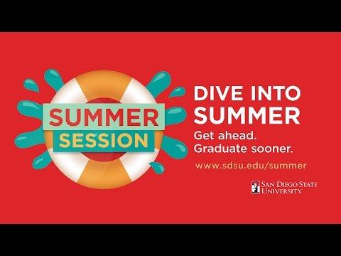 SDSU Summer Session 2017