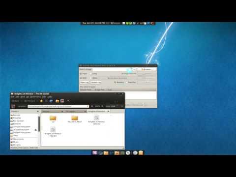 Mount ISO IMG Images - Furius ISO Mount - Ubuntu 9.10