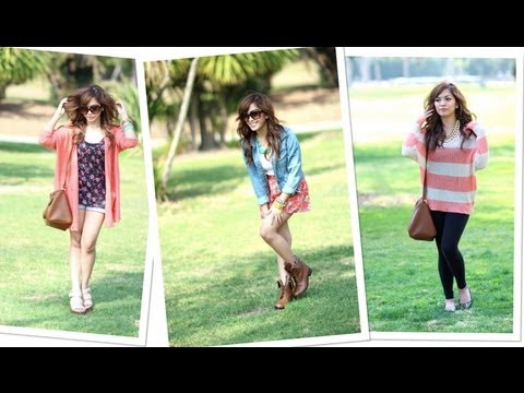 3 Coral Fashion Looks for Spring 2012 (GIVEAWAY CLOSED) 1bc223895